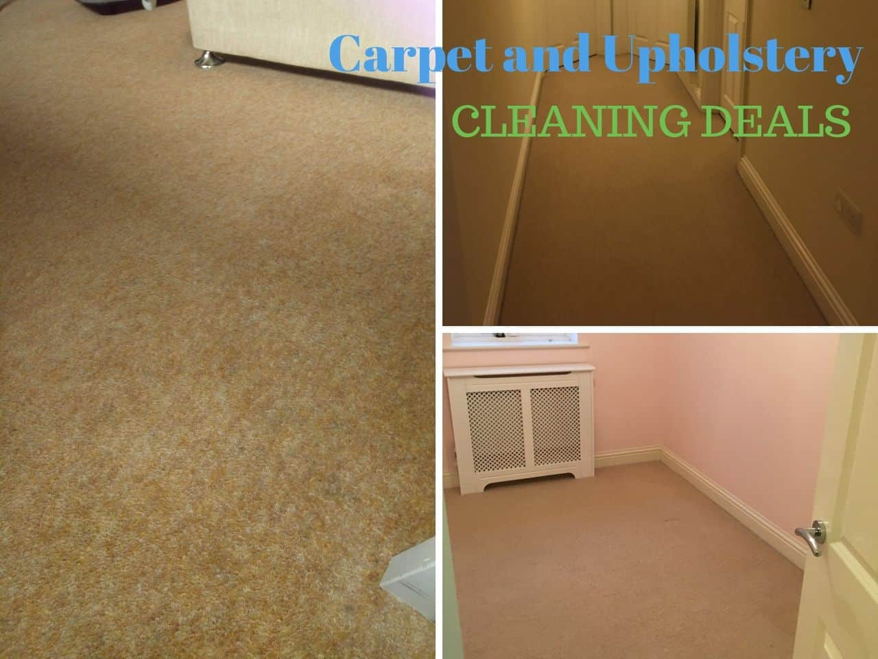 Carpet And Upholstery Cleaning in Hampshire Seasonal Deals