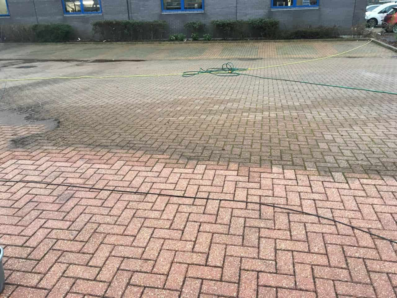 driveway cleaning Winchester