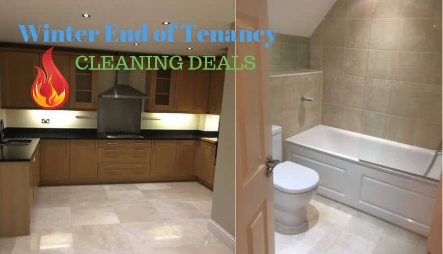 End of Tenancy Cleaning in Hampshire Seasonal Deals