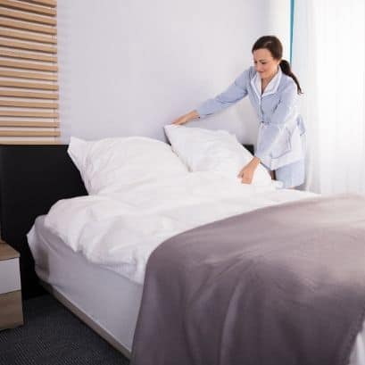 Live-in Housekeeper Services in Hampshire