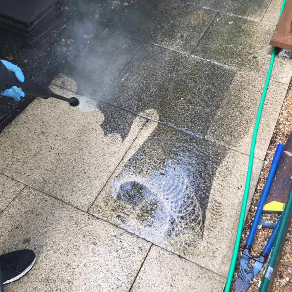 pressure washing in Winchester
