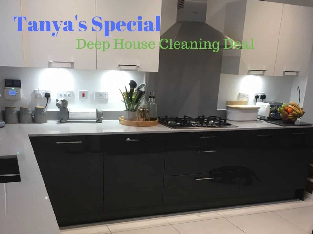 Deep House Cleaning Deal in Hampshire