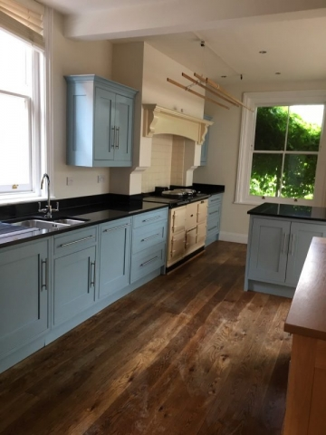 End оf tenancy cleaning in Winchester
